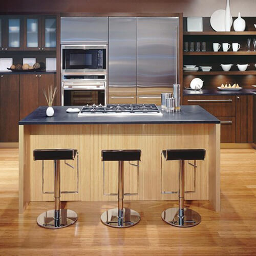 Materials and finishes selection